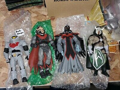 $122.50 • Buy He Man Masters Of The Universe Classics Horde Trooper Lot 4 (Missing Weapons)