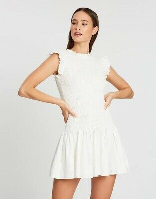 AU160 • Buy Sir The Label Emile Ruched Dress (size 0)
