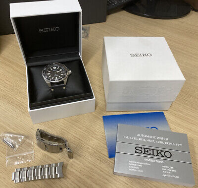 $ CDN236.13 • Buy Seiko Prospex Samurai Automatic Divers Men's Watch