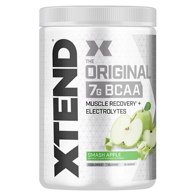AU84.90 • Buy Scivation Xtend BCAA's // Muscle Repair & Recovery // Synthesis