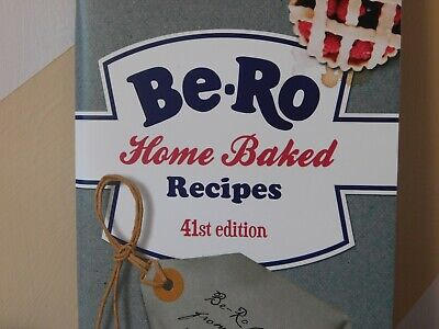 🍰 Be-Ro Home Baked Recipes 41st Edition Brand New • 4.69£