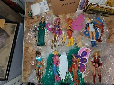 $76 • Buy Masters Of The Universe Classics Figures Lot Of 8 (Missing Weapons)