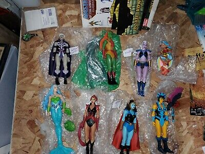 $162.50 • Buy Masters Of The Universe Classics Figures Lot Of 8 (Missing Weapons)