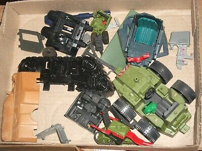 $ CDN4.08 • Buy 1980s-90  #443 Batch LOT Vintage 3 3/4  Gi Joe Vehicle & Figure Parts