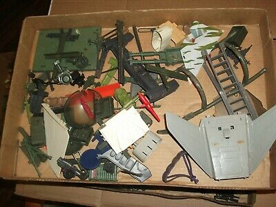 $ CDN26.99 • Buy 1980s-90  #434 Batch LOT Vintage 3 3/4  Gi Joe Vehicle & Figure Parts