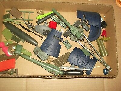 $ CDN33.89 • Buy 1980s-90  #211 Batch LOT Vintage 3 3/4  Gi Joe Vehicle & Figure Parts