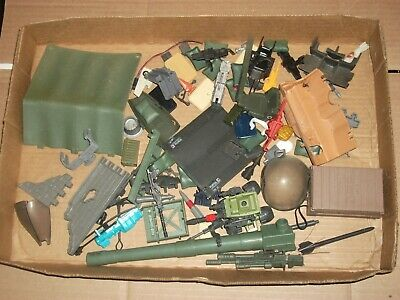 $ CDN29.50 • Buy 1980s-90  #452 Batch LOT Vintage 3 3/4  Gi Joe Vehicle & Figure Parts