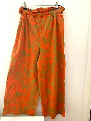 AU5 • Buy New MNG Print Culottes Size S (to Fit A 8-10)