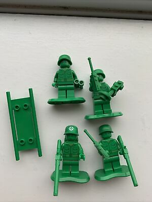Lego Toy Story Green Army Men - Rare • 9.99£