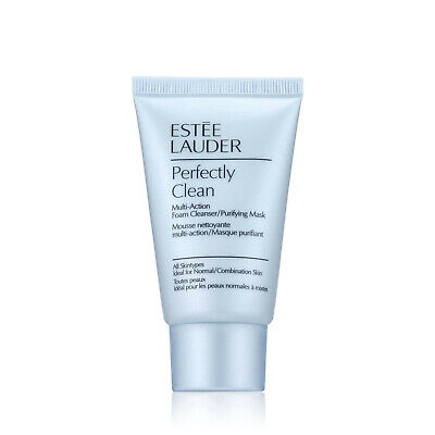 £6.99 • Buy Estee Lauder Perfectly Clean Multi Action Foam Cleanser Purifying Mask 30ml New