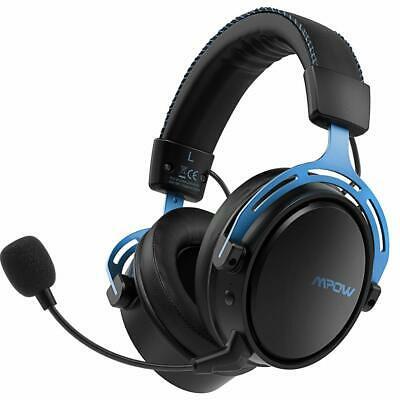 AU78.28 • Buy Mpow Wireless Gaming Headset Over-Ear Headphones For PS5/PS4/PC Xbox One Switch