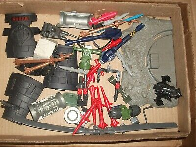 $ CDN48.96 • Buy 1980s-90  #87 Batch LOT Vintage 3 3/4  Gi Joe Vehicle & Figure Parts