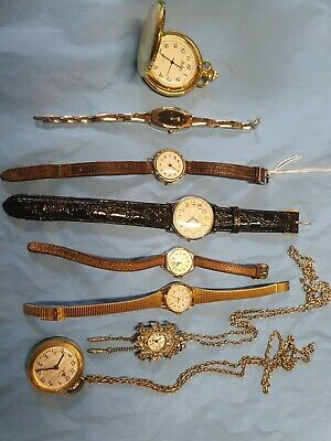 Vintage Watches Spares Or Repair  • 34.99£