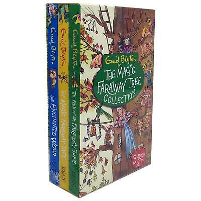 £10.59 • Buy Enid Blyton The Magic Faraway Tree Collection Of 3 Book Set Adventure Series New