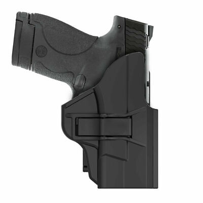 $18.23 • Buy Holster OWB S&W M&P Shield 9mm/.40 Smith & Wesson Tactical Holder 3.1″ Barrel RT