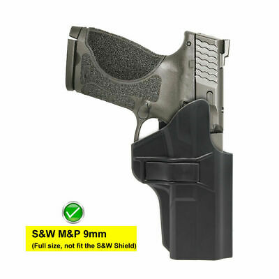 $18.23 • Buy Holster S&W M&P 9mm .40 Smith & Wesson MP 2.0 Compact Full Size Holder Belt Clip