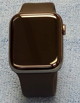 $ CDN753.20 • Buy Apple Watch Series 6 40mm Graphite Stainless Steel Case With Black Sport Band