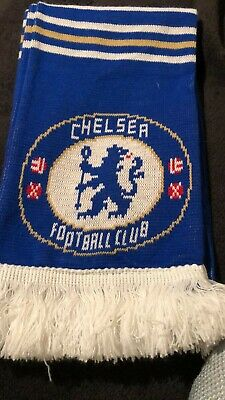 Official Chelsea FC Supporters Scarf • 0.99£