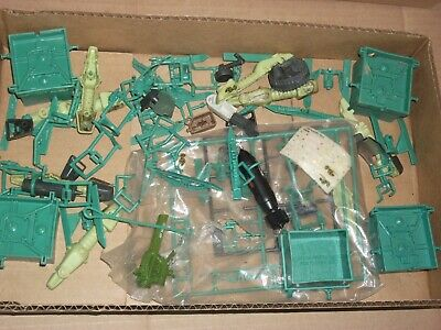 $ CDN45.19 • Buy 1980s-90  #470 Batch LOT Vintage 3 3/4  Gi Joe ZARTAN Vehicle Parts