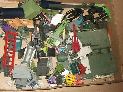 $ CDN43.94 • Buy 1980s-90  #432 Batch LOT Vintage 3 3/4  Gi Joe Vehicle & Figure Parts