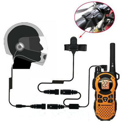 £13.40 • Buy  Stereo Headset With Mic For Motorola Two-Way Radio 2.5MM