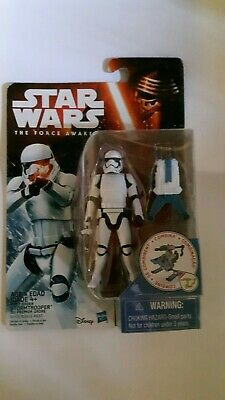 Star Wars The Force Awakens StormTrooper 3.75  Action Figure - Hasbro - New  • 5£