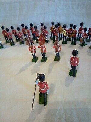Britains Toy Soldiers. Guards Band. • 32.81£