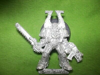 AU19.78 • Buy Warhammer40k Rogue Trader World Eater Of Khorne  Marine Lot B