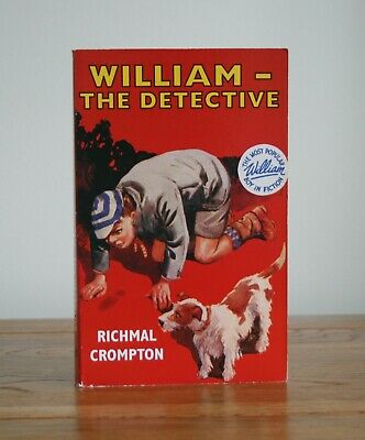 £4.99 • Buy William The Detective By Richmal Crompton (Book 17 - 1986 Paperback)