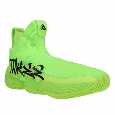 AU193.87 • Buy Adidas N3xt L3v3l 2020   Mens Basketball Sneakers Shoes Casual   - Green - Size