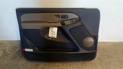 $212.69 • Buy Left Driver Side Front Door Trim Panel12i Graphite 1999- 2007 Chevy Gmc 7813337