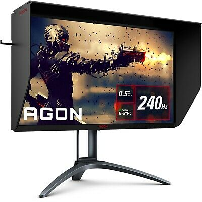 AU500 • Buy AOC AGON 27  Gaming Monitor 240Hz 0.5ms FHD HDR IPS G-Sync Compatible AG273FZE