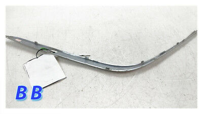 $32.05 • Buy 00 BMW 740IL Bumper Filler CHROME FILLER Panel