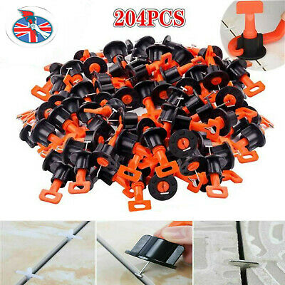 £14.99 • Buy 220PC Tile Leveling System Kits Leveler Tile Spacer Wall Floor Tool Construction