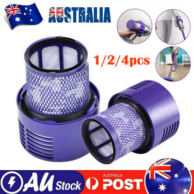 AU14.59 • Buy 1-4 Pcs Washable Filter For Dyson V10 Cyclone Animal Absolute Total Vacuum