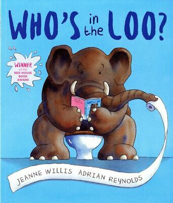 £5.99 • Buy Who's In The Loo?