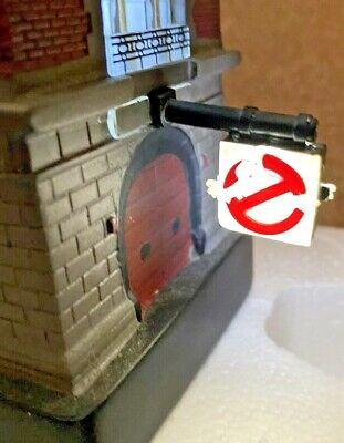 AU199.99 • Buy Official Ghostbusters Light-up Firehouse Mini-statue Diamond Select 2013 Nmib!!!