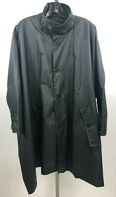 AU161.21 • Buy Eskandar Coats Neiman Marcus NWOT Gray Waxed Cotton Coat Jacket Size 0