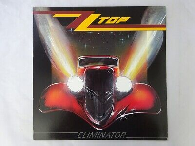 AU1.30 • Buy ZZ Top Eliminator Warner Bros. Records P-11357 Japan  VINYL LP