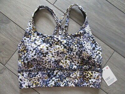 $ CDN62.48 • Buy Lululemon Energy Bra Long Line, Floral Metropolis Multi, Nwt, 4
