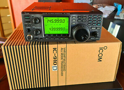 ICOM IC-910D 144/430 All Mode Transceiver Satellite Ready • 830.30£