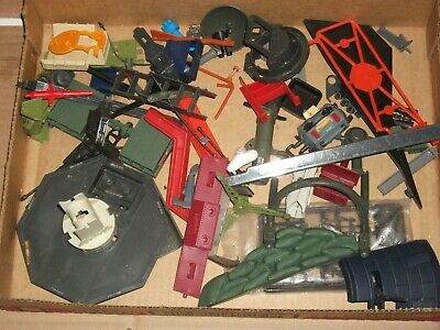 $ CDN3.77 • Buy 1980s-90  #446 Batch LOT Vintage 3 3/4  Gi Joe Vehicle & Figure Parts