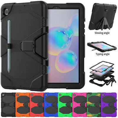 AU27.59 • Buy For Samsung Galaxy Tab S6 Lite 10.4 P610 Heavy Duty Case Cover Screen Protector