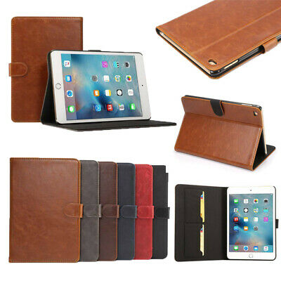AU24.29 • Buy For IPad 5 6 7 8th Gen Air Mini 12345 Pro10.5 11 12.9 Luxury Leather Case Cover