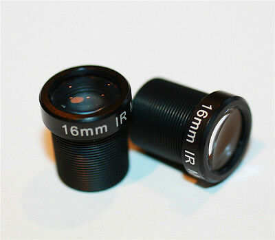 £6.96 • Buy 16mm IR Board Lens For CCTV Dome And Bullet Cameras