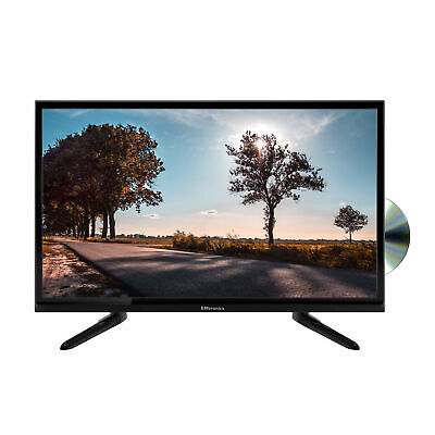 £119.99 • Buy EMtronics 24  Inch LED 720p HD Ready TV Combi With Built-in DVD Player