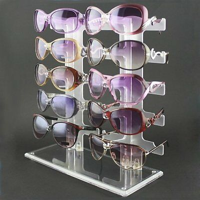 Eyewear Rack Holder Sunglasses/Reading Glasses/Clear Retail Display Stands • 14.37£