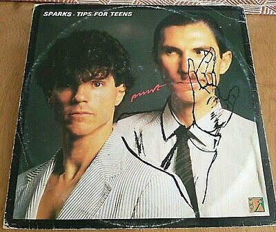 £6 • Buy Sparks – Tips For Teens: Vinyl 12 . Why Fi – WHY-TI. UK, 1981. VG