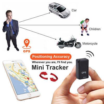 £9.99 • Buy GPS Realtime Tracker Car Truck Vehicle Mini Spy Tracking Device GSM GPRS