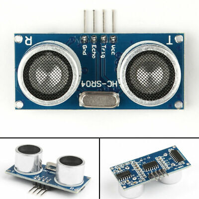 AU8.03 • Buy 5x Ultrasonic Module HC-SR04 Distance Measuring Transducer Sensor